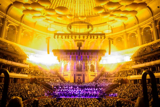 Classic FM Live – Royal Albert Hall – London