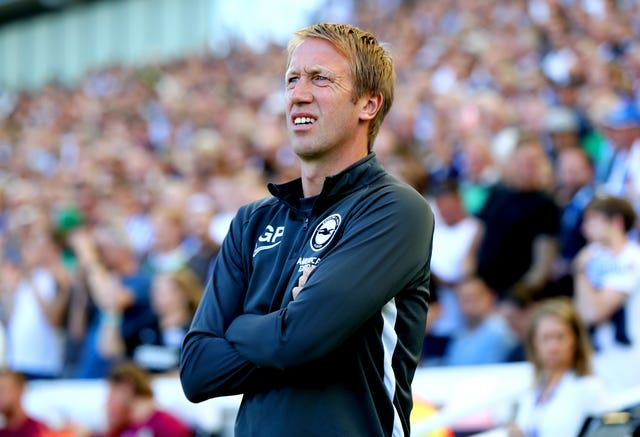 Brighton manager Graham Potter plans to educate himself on the matter of racial inequality.