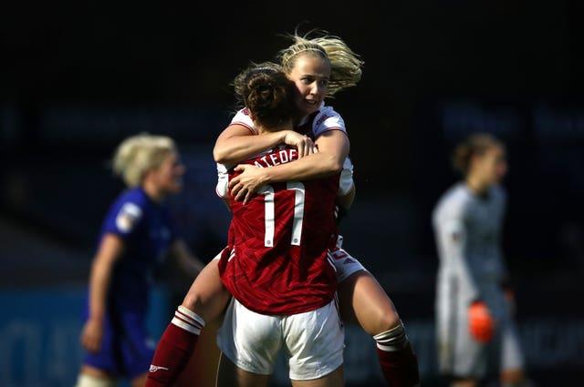 Arsenal v Chelsea – FA Women's Super League – Meadow Park