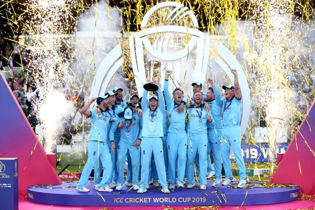 England won the World Cup last summer without Alex Hales' involvement (Nick Potts/PA)