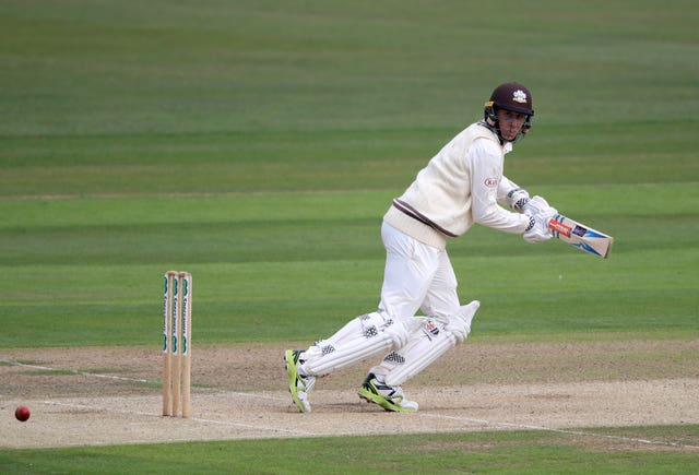 Rikki Clarke, 38, is into his second spell with Surrey and made his first-class debut in 2002