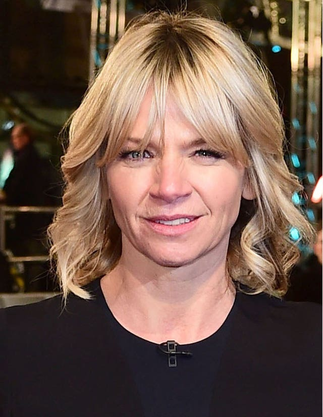 Zoe Ball comments