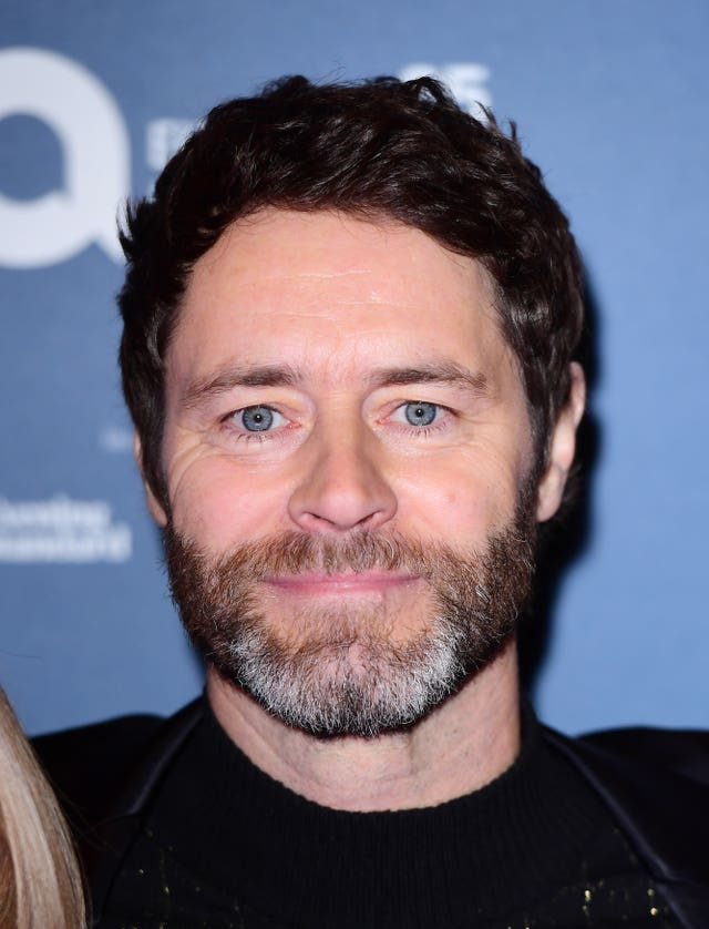 Howard Donald at the gala night for Take That's The Band musical