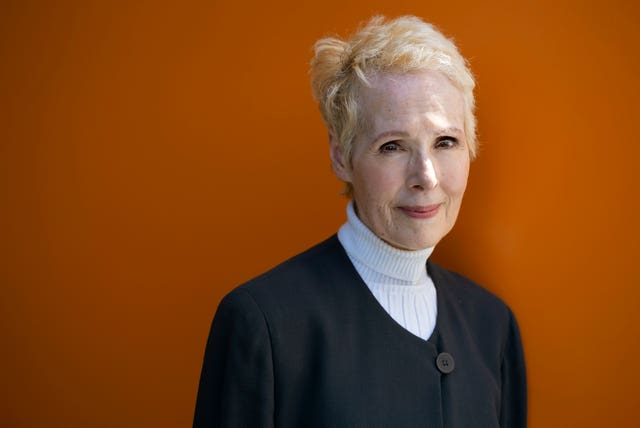 E Jean Carroll claims Donald Trump sexually assaulted her