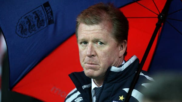 On this day in 2007: Steve McClaren sacked as England boss