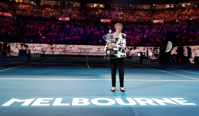 Margaret Court is one of tennis' most divisive figures
