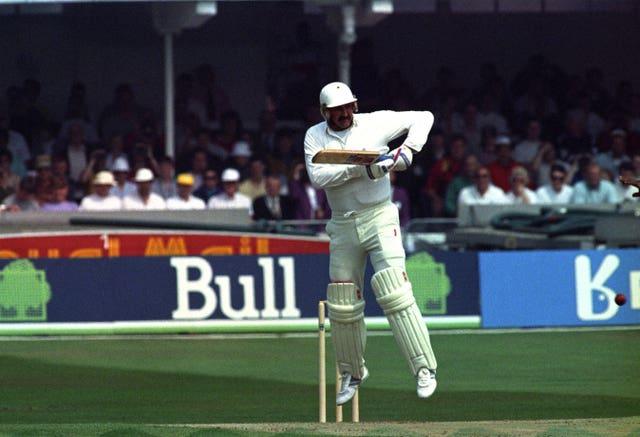 Graham Gooch produced a stunning innings at Headingley in 1991
