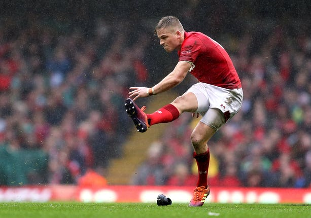 Gareth Anscombe will miss the World Cup