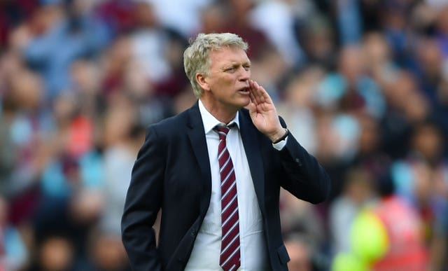 David Moyes guided West Ham to Premier League safety in 2018