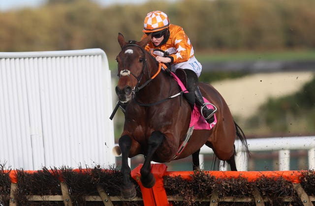 Aspire Tower is in the Champion Hurdle mix for Henry de Bromhead