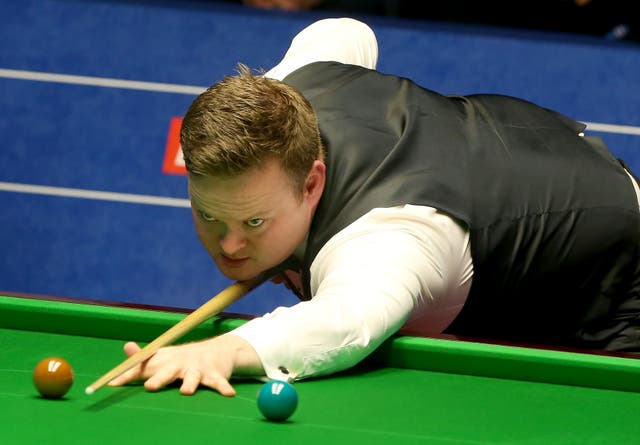 Shaun Murphy won with a break of 130