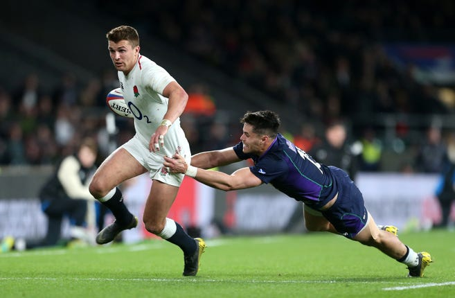 Henry Slade could travel to the World Cup having not played in any warm-up matches