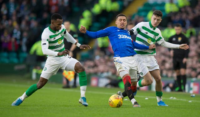 The Old Firm rivals are due to meet this weekend
