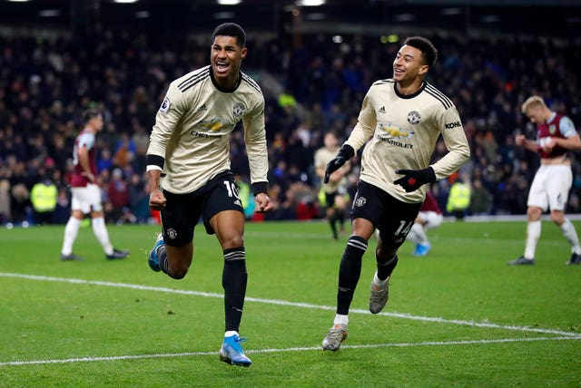 Manchester United won 2-0 on their last visit to Burnley in December 2019