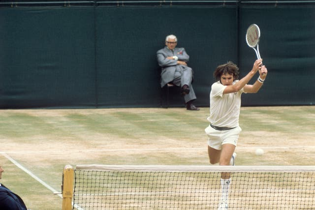 Jimmy Connors has 109 singles titles to his name