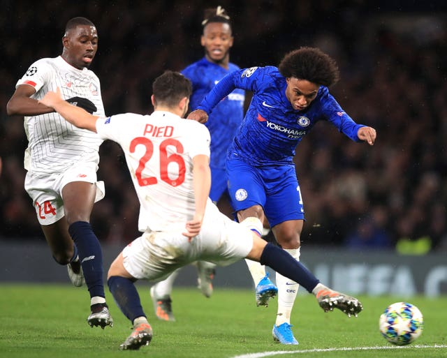 Chelsea v Lille – UEFA Champions League – Group H – Stamford Bridge