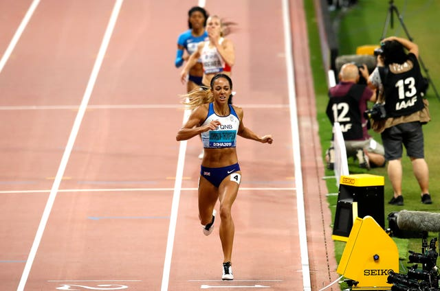 Johnson-Thompson has laid down a marker ahead of Tokyo next year