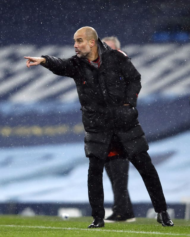 Guardiola still expects to field a competitive side at Stamford Bridge