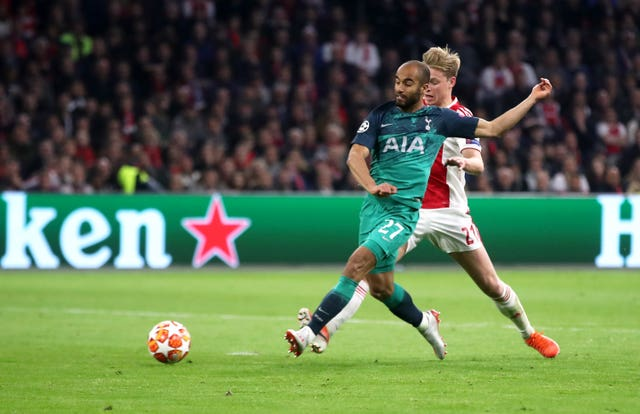 Ajax v Tottenham Hotspur – UEFA Champions League – Semi Final – Second Leg – Johan Cruijff ArenA