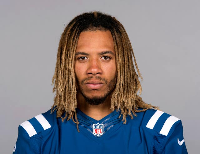Indianapolis Colts American football player Edwin Jackson died alongside his Uber driver (AP)