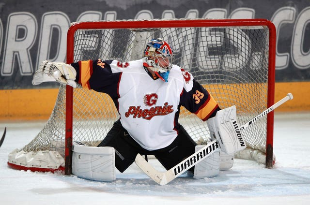 Petr Cech has been playing for Guildford Phoenix