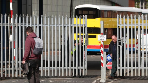 'Decision day' for Northern Ireland's troubled Wrightbus