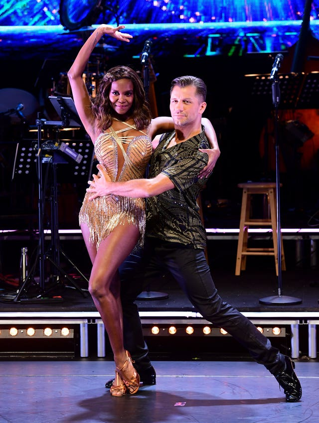 Strictly Come Dancing Professionals UK Tour 2019 – London