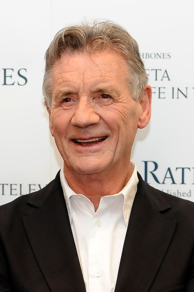 Michael Palin interview