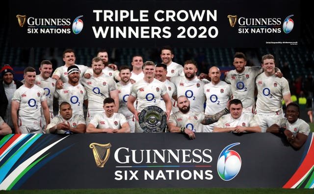 England Rugby File photo