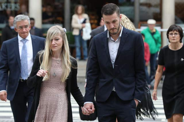 The case of Charlie Gard drew international attention (Jonathan Brady/ PA)