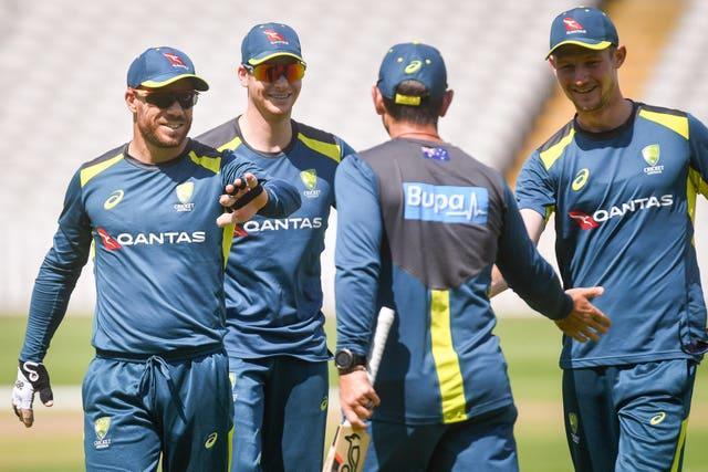 David Warner, Steve Smith and Cameron Bancroft are all in the Australia squad