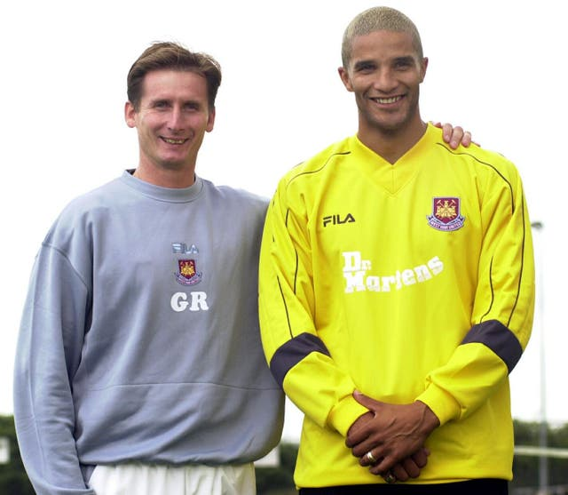 West Ham  David James
