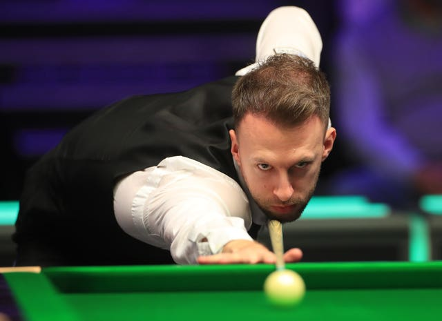 Judd Trump has returned to action in the Championship League (Mike Egerton/PA)