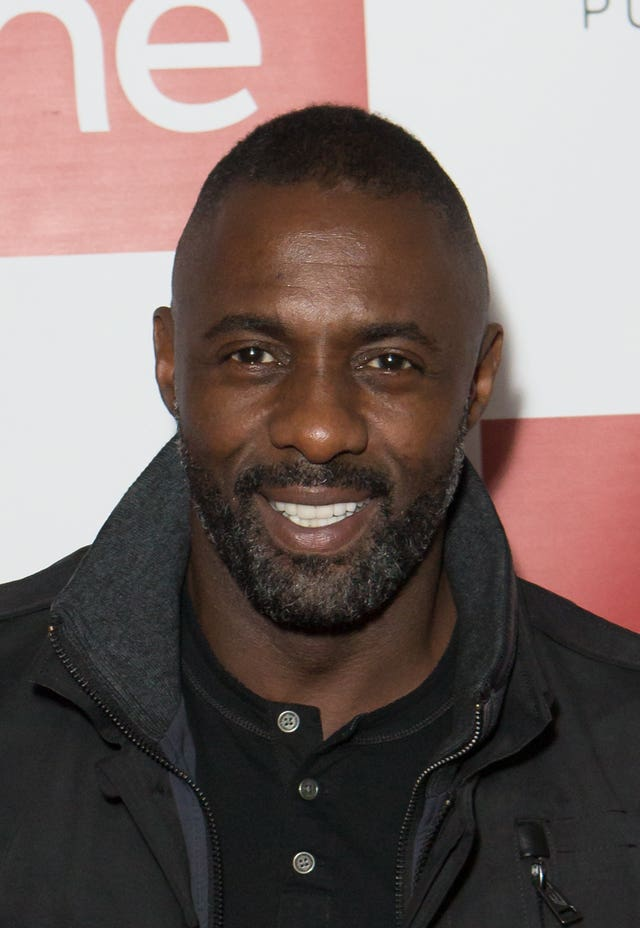 George Clooney said Idris Elba should be the next Bond