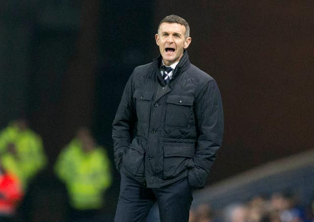 Jim McIntyre's Dundee remain in trouble