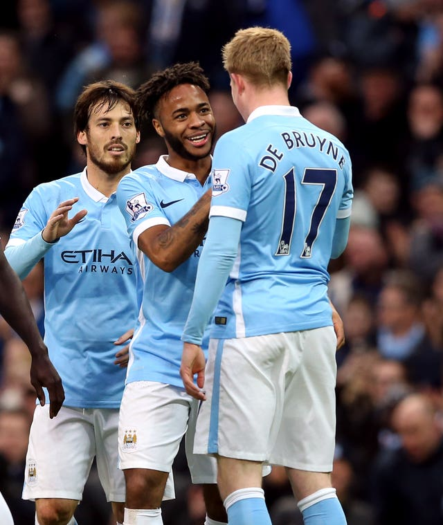 De Bruyne and Sterling have struck up a good relationship on and off the pitch