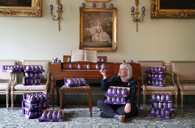 National Trust for Scotland Easter eggs