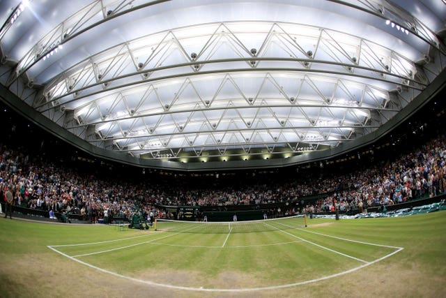 Wimbledon will not be on the sporting calendar in 2020