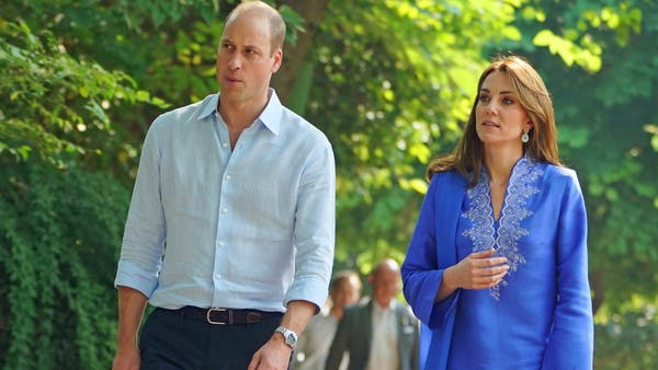 William and Kate to see effects of climate change in Pakistan glacier visit