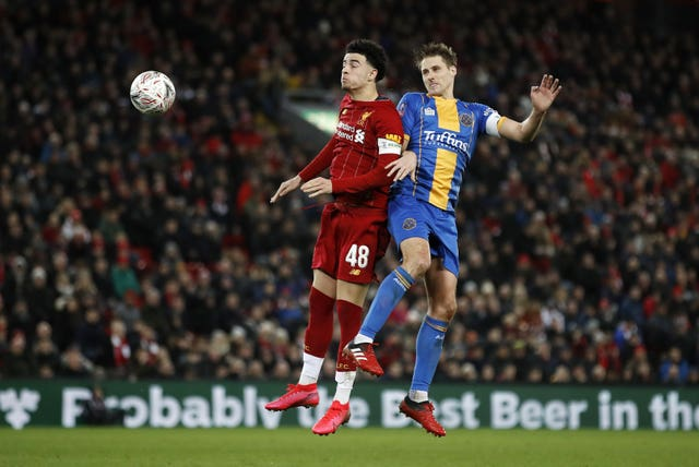 Could FA Cup replays, like Shrewsbury's trip to Liverpool, be dropped entirely for one season?