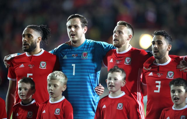Wales were back at the Racecourse Ground