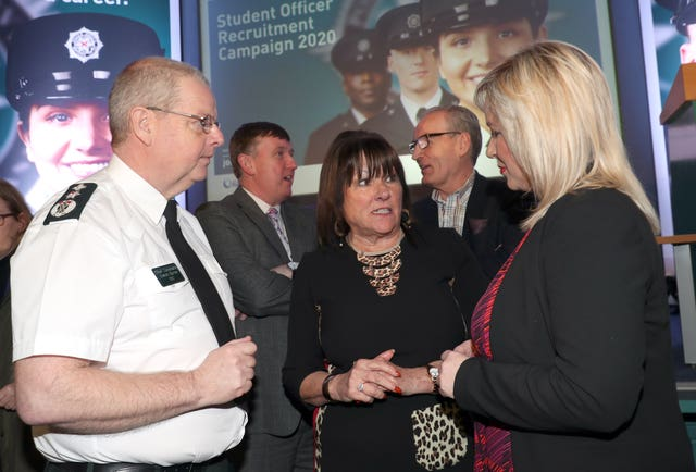 PSNI recruitment event