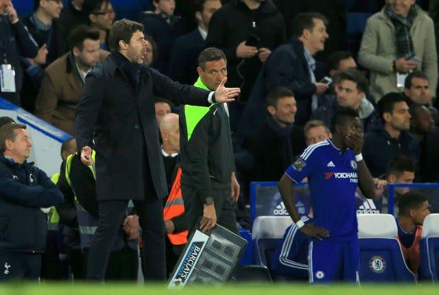 Chelsea v Tottenham Hotspur – Barclays Premier League – Stamford Bridge