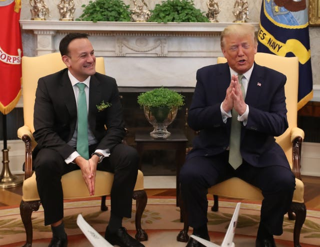 Taoiseach visit to the US