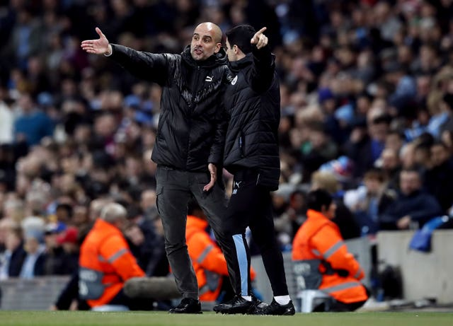 The ban could complicate the search for Guardiola's eventual successor