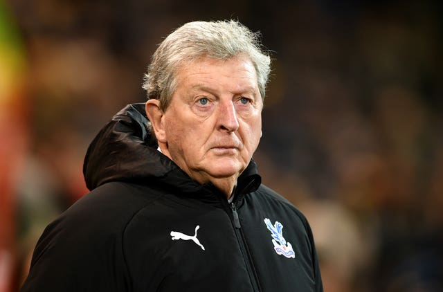 Roy Hodgson has added to his attacking options