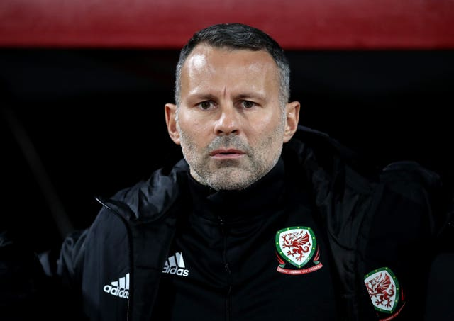 Ryan Giggs has included several new faces
