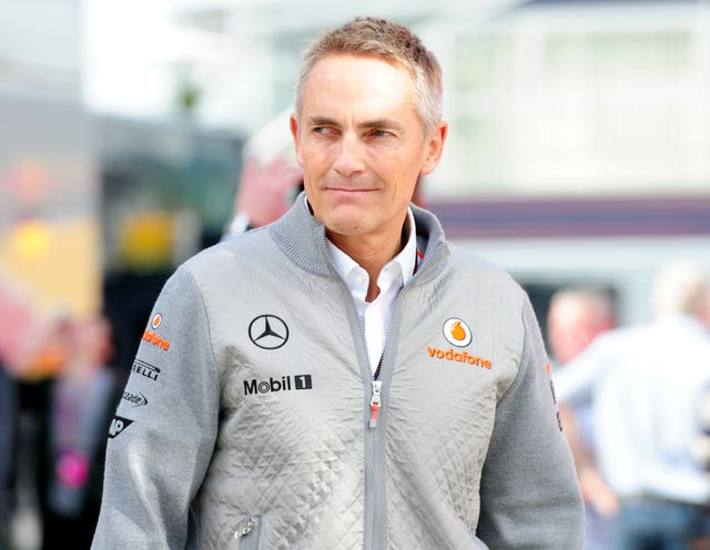 Martin Whitmarsh assumed full control of all matters F1 (Anna Gowthorpe/PA)