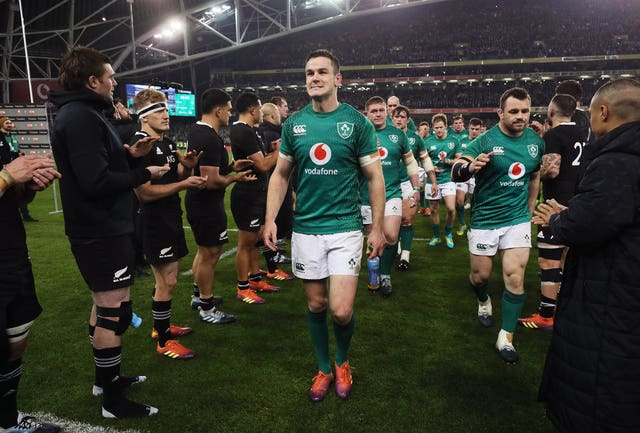 Ireland succeeded where England failed by beating the All Blacks