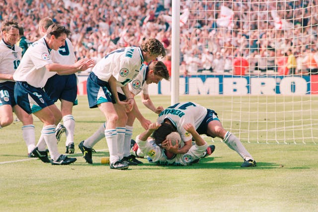 England will play their group matches at Euro 2020, bringing back memories of Euro 96